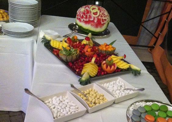 Ben noto Buffet freddo a Roma, catering per feste | Fornari banqueting LN84